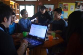 Arbeitsgruppentreff 2013