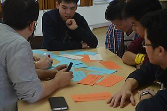1. Arbeitsgruppentreffen 2015